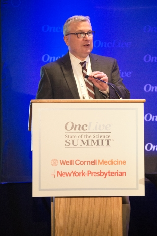 Dr. John Leonard at State of the Science Summit